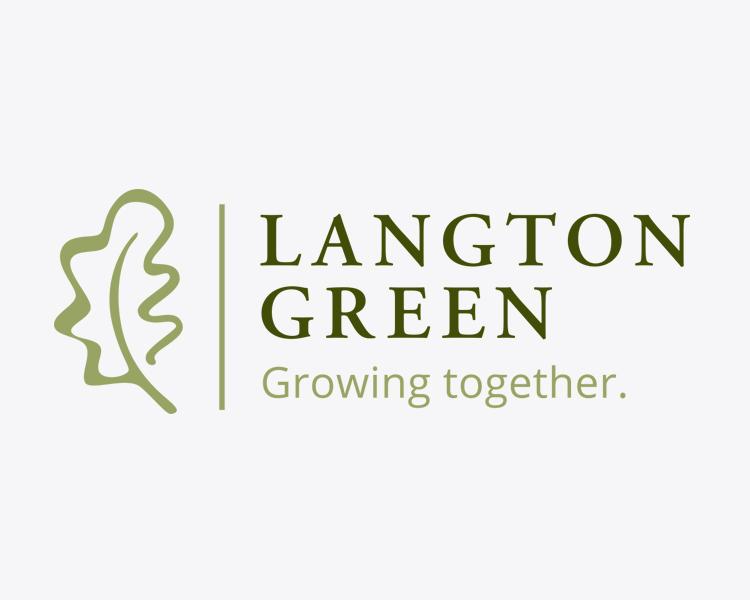Langton Green Logo