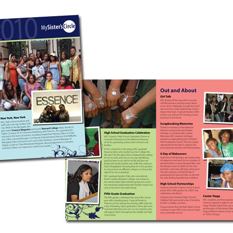End of Year Newsletter - My Sisters Circle