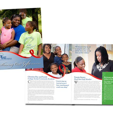 St. Vincent de Paul of Baltimore 2010 Annual Report