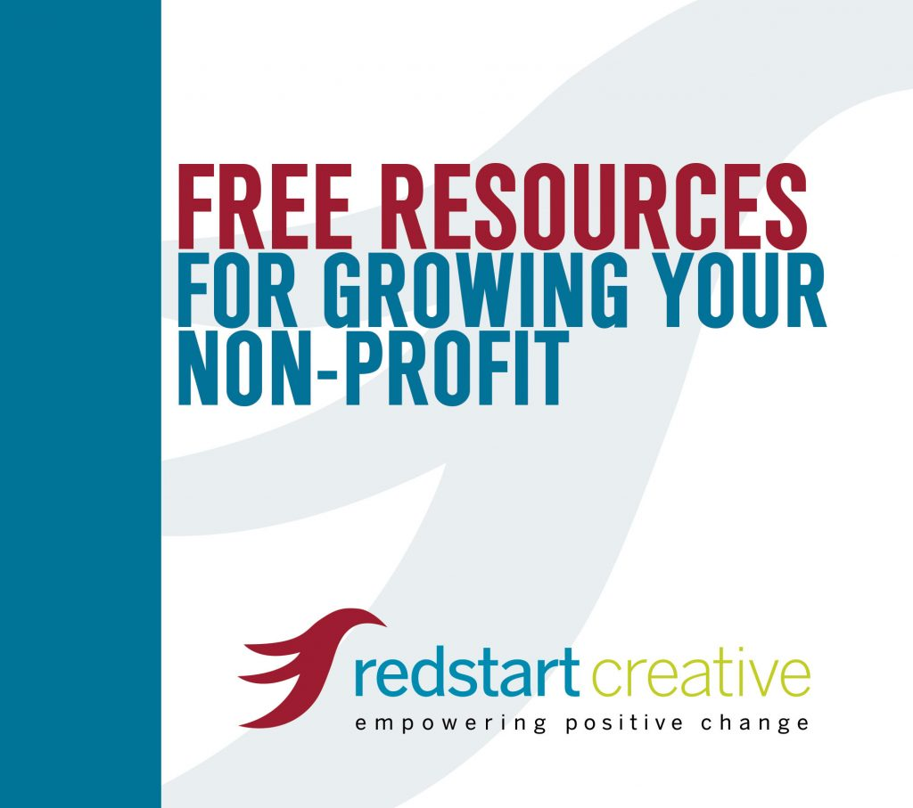 Free resources for growing your non-profit