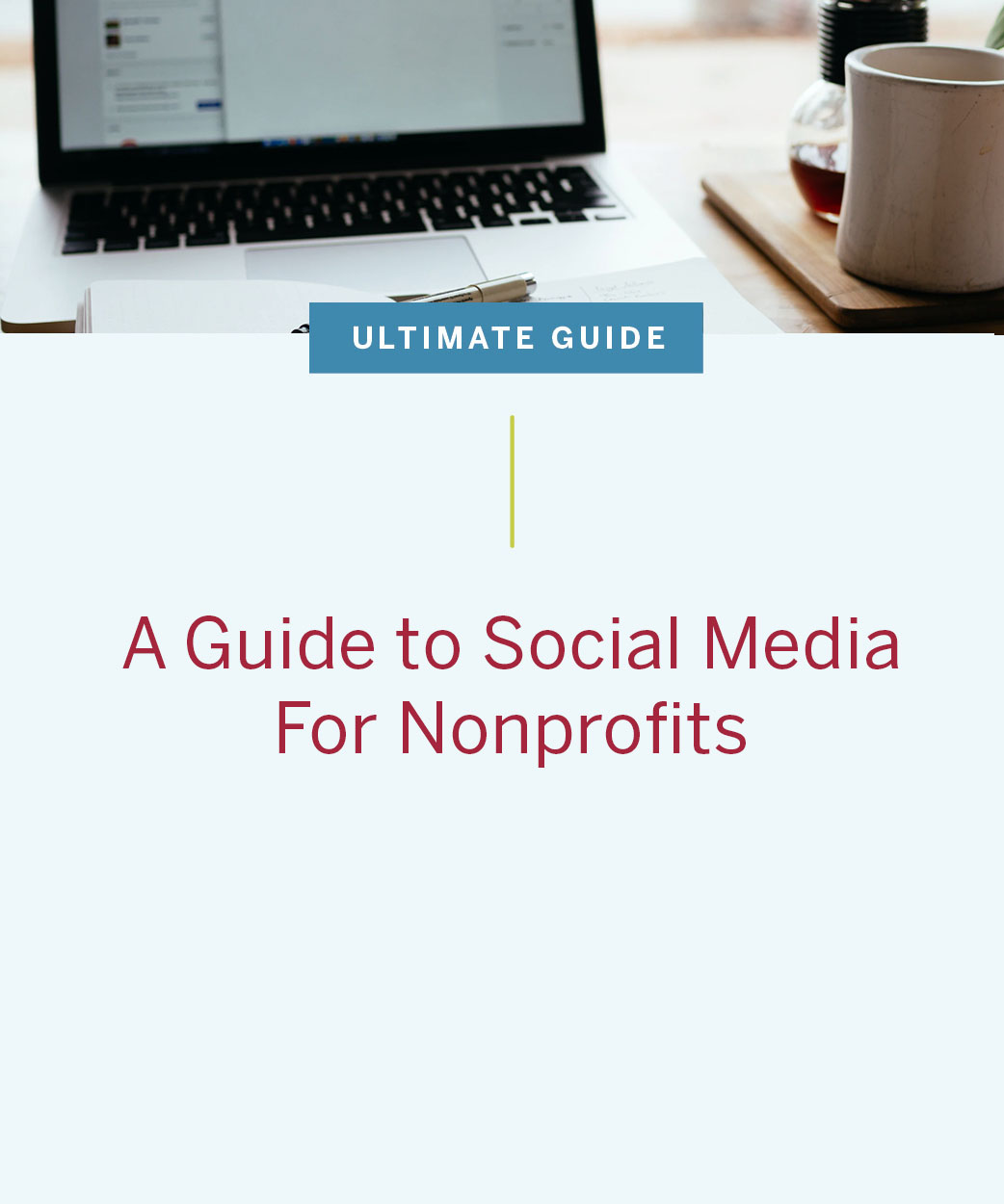 A Nonprofit's Guide to Social Media